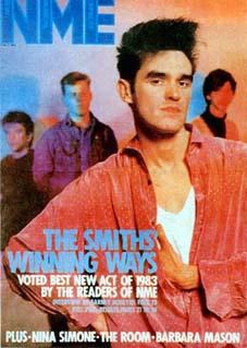 NME 12/83, The Smiths est élu groupe de l'année